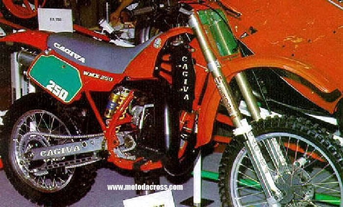 cagiva cross: