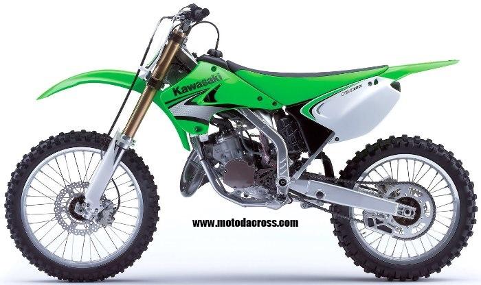 Kawasaki Kx 125 Tutti Gli Anni Di Produzione