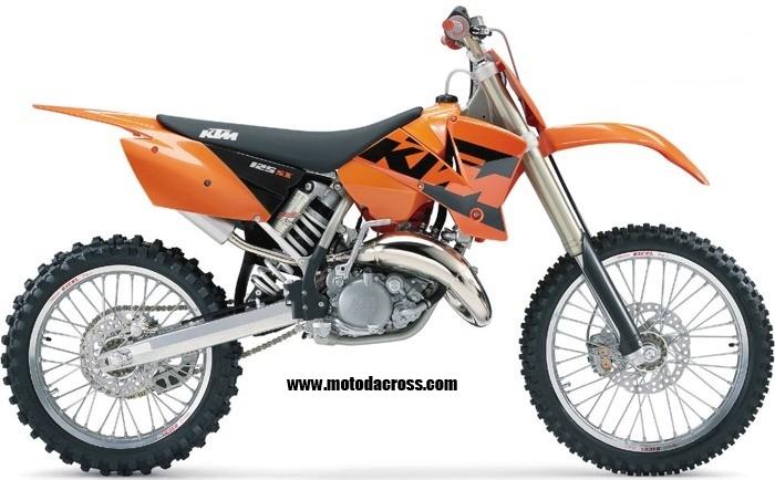 125cc 2004 motocrosscaria. Black Bedroom Furniture Sets. Home Design Ideas